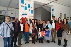 Nasi nauczyciele na Sycylii w ramach Erasmus+