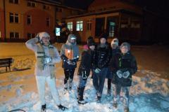 """Styczniowe harce na śniegu - 17WDH """"Sowy"""""""