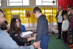 Sukcesy klasy II w XVII Festiwalu Papieskim