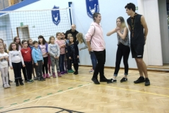 UKS i harcerze na sportowych Andrzejkach