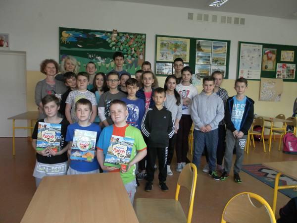 Konkurs Wiedzy Przyrodniczo – Geograficznej dla klasy V Szkoły Podstawowej