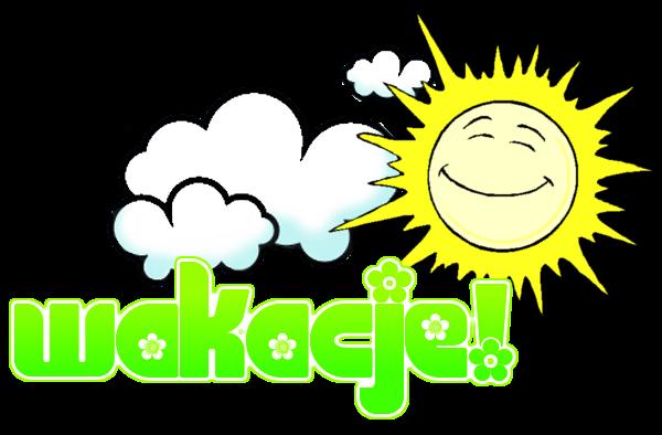Słonecznych, radosnych i bezpiecznych wakacji!