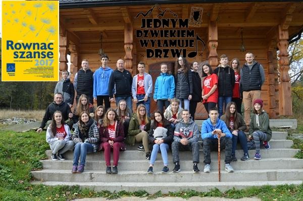 """""""Równać Szanse 2017"""" w Bieszczadach"""