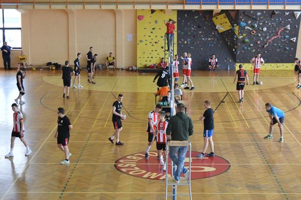 Turniej Piłki Siatkowej o Puchar Burmistrza Kolbuszowej
