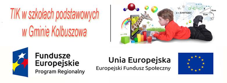 TIK w szkołach podstawowych w gminie kolbuszowa