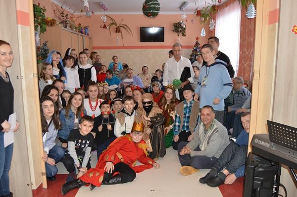 Jasełka w Domu Pomocy Społecznej w Mokrzyszowie