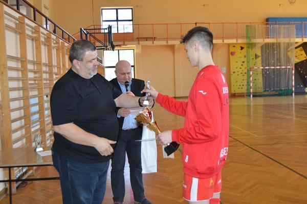 Wiosenny Turniej Piłki Siatkowej o Puchar Burmistrza Kolbuszowej