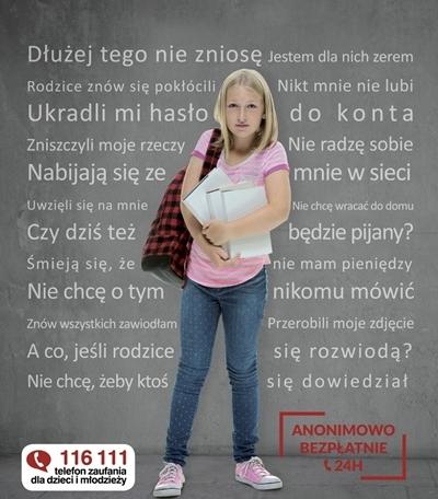 Zadzwoń, jeśli potrzebujesz pomocy!