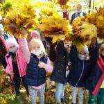Wspomnienia ze szkoły i jesiennego lasu – antologia wierszy naszych dzieci
