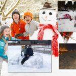 Konkurs figur śnieżnych