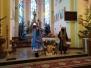 Jasełka w kościele - styczeń 2019