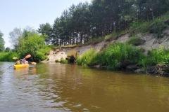 Harcerski spływ kajakowy 24.06.2021
