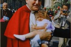 Jan Paweł II i dzieci