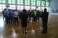 Nasi uczniowie z V miejscem w zawodach unihokeja