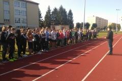 Nasz uczeń trzeci w biegu finałowym na dystansie 60 m