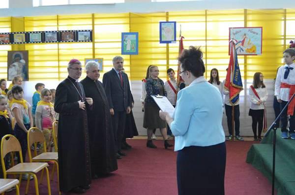 Wizyta Biskupa Jana Wątroby