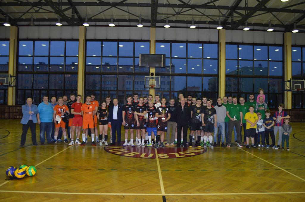 Mikołajkowy Turniej Piłki Siatkowej o Puchar Posła RP