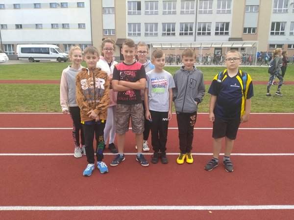 Indywidualne Mistrzostwa w Lekkiej Atletyce  Szczebel Powiatowy – Igrzyska Dzieci