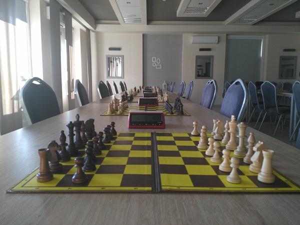 Powiatowe Igrzyska Dzieci i Młodzieży w Szachach Drużynowych