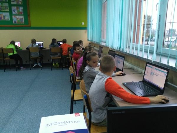 Kodowanie w Szkole Podstawowej w Kupnie