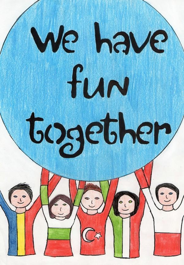 Wybraliśmy logo projektu Erasmus+