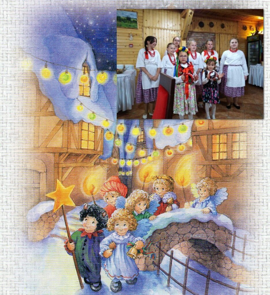 Wesołych Świąt i szczęśliwego nowego roku 2021! W tym roku życzenia i kolędy od Lesian!