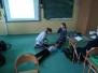 Pierwsza pomoc - lekcja w klasie V